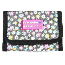 Portefeuille Superdry Print Edition Montana Floral