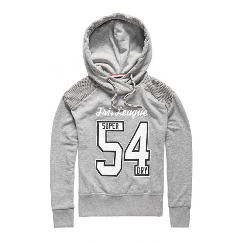 Sweat Superdry Tri League Slouch Hood Skyscraper