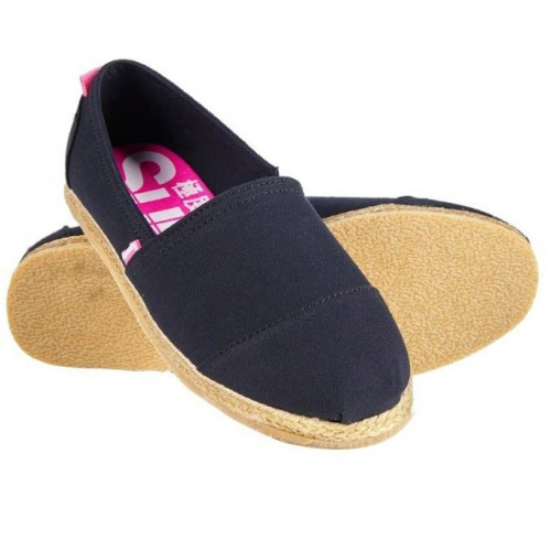 Espadrilles Superdry Jetstream Lace Black