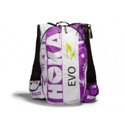 Sac A Dos Hoka One One Evo R 17L White/Purple