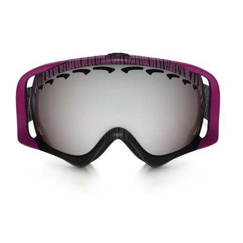 Masque de ski Oakley Crowbar Factory Pilot Bng PInk Przm Blk