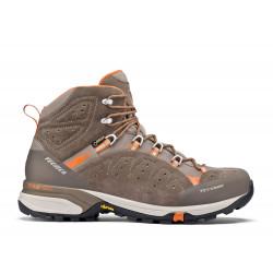 Chaussures Tecnica T-Cross High Gtx Brown Orange