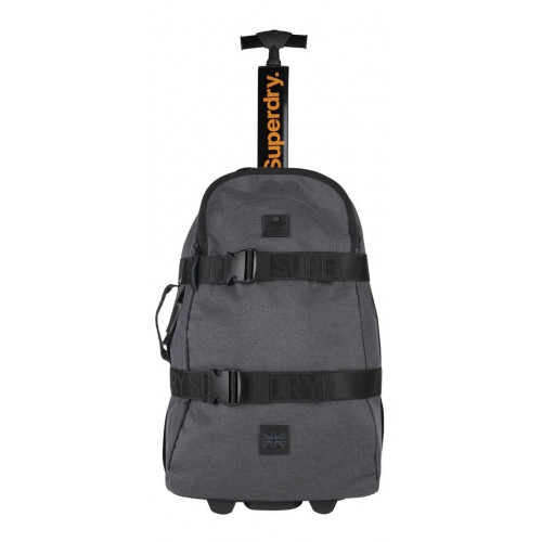 Valise Superdry Surplus Goods Luggage Dark Grey