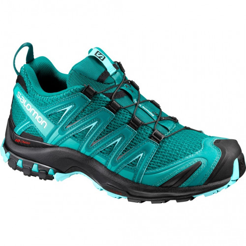 Chaussures Salomon Xa Pro 3d W Deep Peaco Bk Ablue