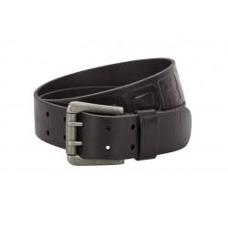 Ceinture Superdry Premium Leather Belt Dark Brown