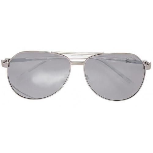 Lunettes De Soleil Superdry Super Jet Silver White