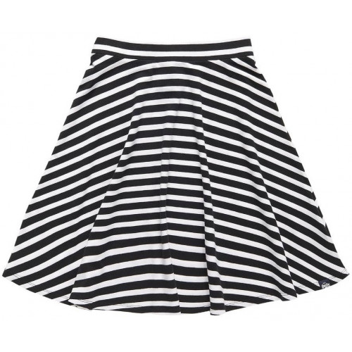 Jupe Superdry Harbour Rydell Skirt Mono Stripe