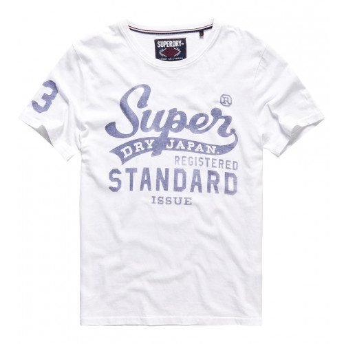 T-shirt Superdry Standard Issue Tee Optic