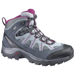 Chaussures Salomon Authentic Ltr Gtx W Gy Gy Mystic