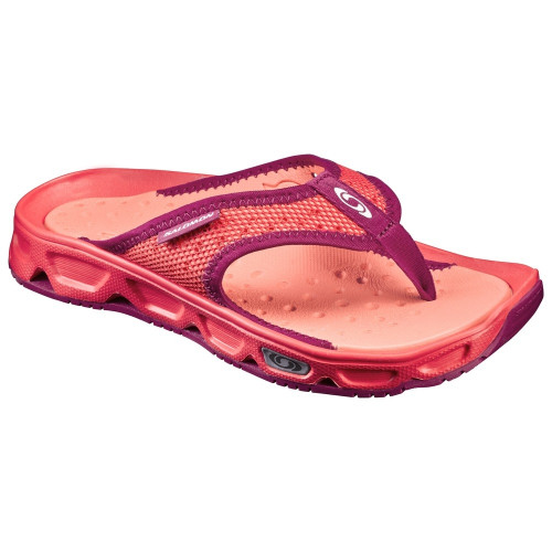 Tongs Salomon Rx Break W Poppy Red Living Cor Sa