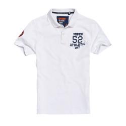Polo Superdry Coaches S/s Optic White