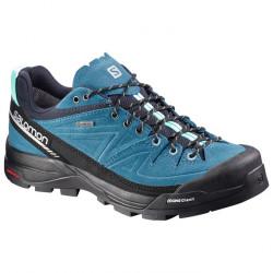 Chaussures Salomon X Alp Ltr Gtx Bl Fog