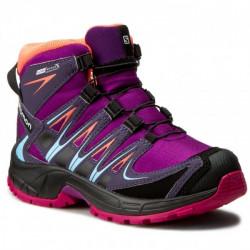 Chaussures Salomon Xa Pro 3D Mid Cswp J Passion Purple