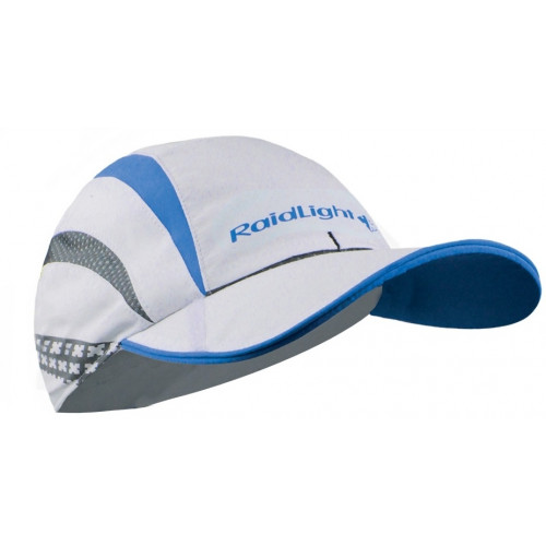 Casquette Raidlight Outdoor Academy White/El Blue