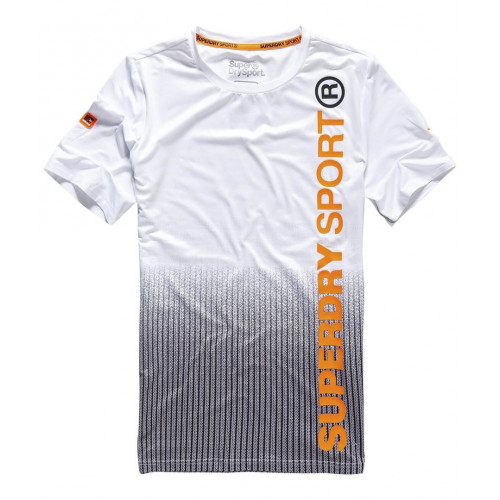 T-shirt Superdry Sports Athletic Dissolve Mono