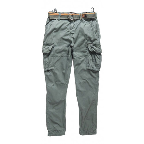 Pantalon Superdry Core Cargo Lite Washed Beach Grass