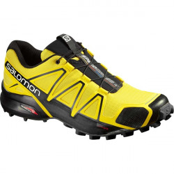 Chaussures Salomon Speedcross 4 Corona Yellow