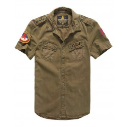 Chemise Superdru Hybrid Army Corps Trench Army