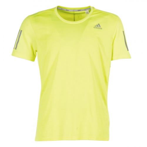 T-shirt Adidas Response Running Solar Yellow