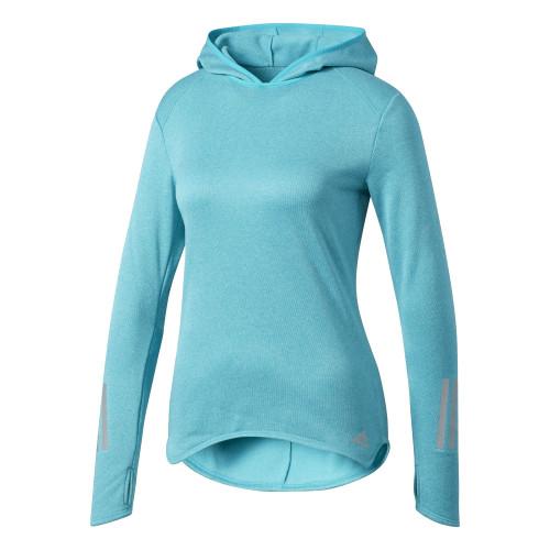Sweat à Capuche Adidas Response Energy Blue
