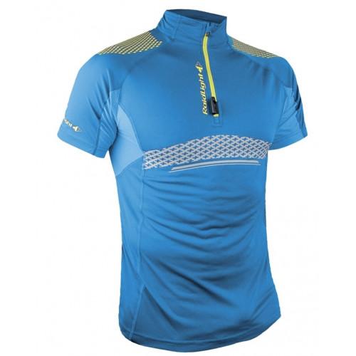 T-Shirt Raidlight Maillot Performer Xp Eltric Blue