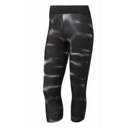Collant Adidas Rs Tight Q1 3/4 Black