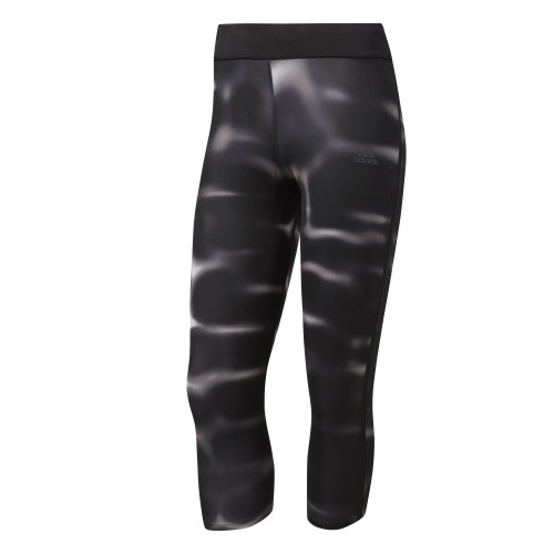 Collant Adidas Rs Tight Q1 3/4 Black