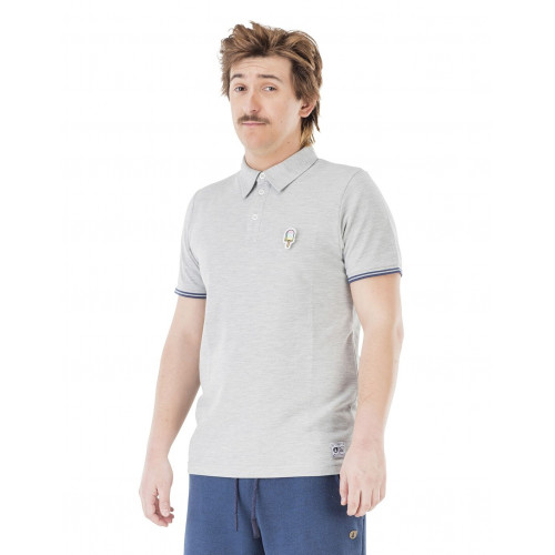 Polo Picture Organic Cream Polo Black