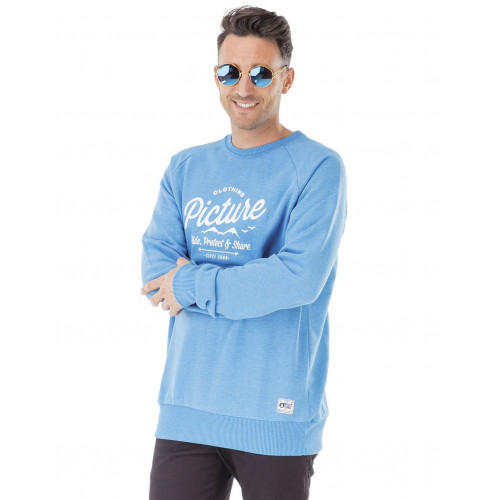 Pull Picture Organic License Blue