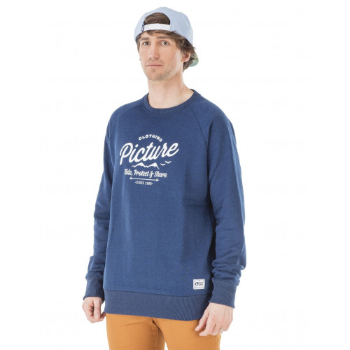 Pull Picture Organic License Dark Blue
