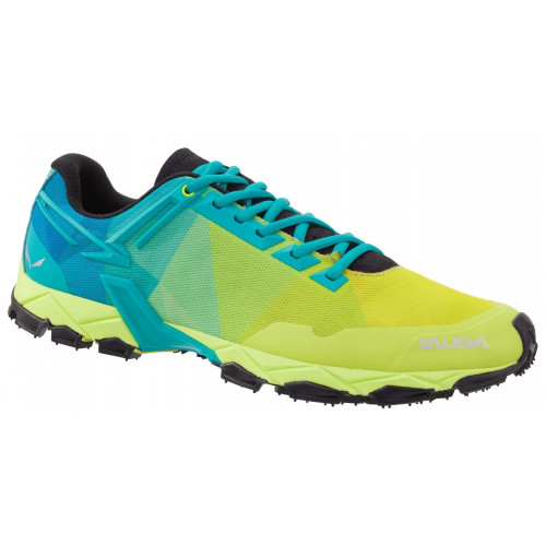Chaussures Salewa Ms Lite Train Sulphur/Viridian