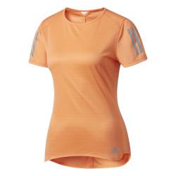 T-shirt Adidas Response Ss Easy Orange