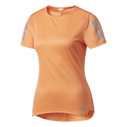 T-shirt Adidas Response Ss Easy Orange