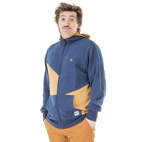 Sweat Picture Organic Option Hoodie Dark Blue