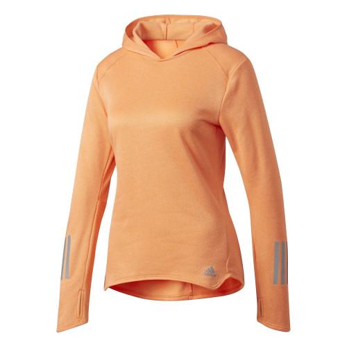 Sweat à Capuche Adidas Response Easy Orange