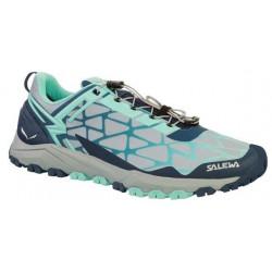 Chaussures Salewa Ws Multi Track Dark Denim/Aruba