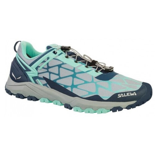 Chaussures Salewa Ws Multi Track Dark Denim/Aruba