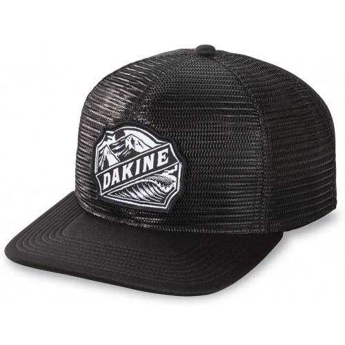 Casquette Dakine Twin Peaks Mesh Trucker Black