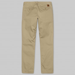 Pantalon Carhartt Club Pant Leather