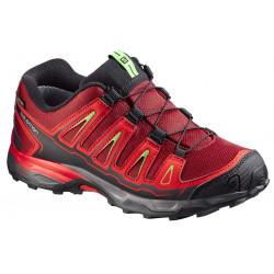 Chaussures Salomon X-Ultra Gtx J Brique Radiant