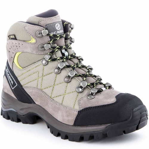 Chaussures de Randonnée Scarpa Nangpa-La Gtx Quartz