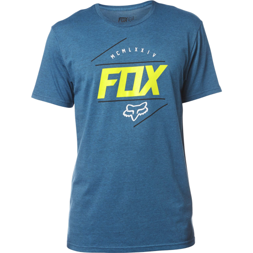 T-shirt Fox Looped Out Blue