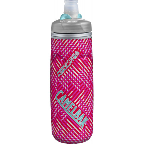 Gourde Camelbak Podium Chill 21 Oz Flamingo