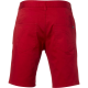 Short Fox Caliper Cranberry