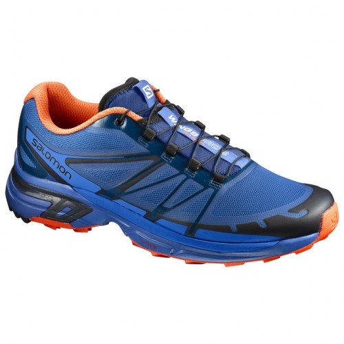 Chaussures Salomon Wings Pro 2 Nautical Blue