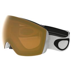 Masque de ski Oakley Flight Deck Xm Matte White Persimmon