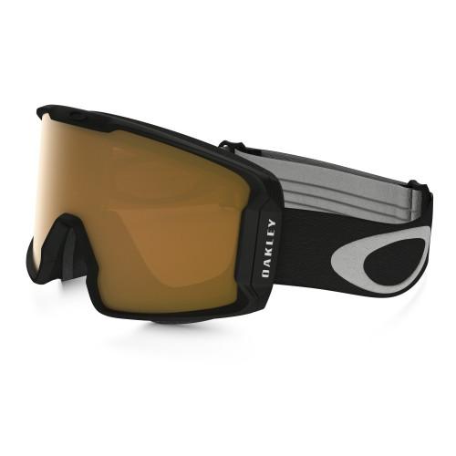 Masque de ski Oakley LineMiner Matte Black Persimmon