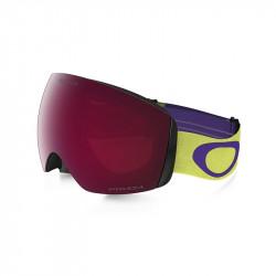 Masque de ski Oakley Flight Deck Xm Citrus Purple Prizm Rose