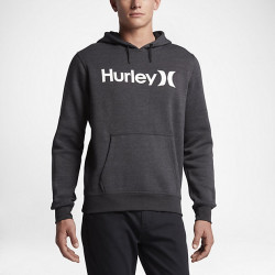 Sweat Hurley Surf Club One&only Pullover 2.0 Blk H