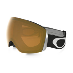 Masque de ski Oakley Flight Deck Matte Black Persimmon